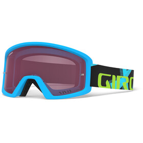 Giro Blok MTB Gogle, iceberg/reveal camo, vivid trail/clear